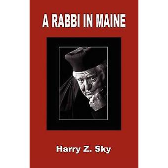 A Rabbi in Maine by Sky & Harry Z.