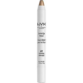 NYX Professional Makeup Jumbo Eyeliner Pencil, Iced Mocha, 1 Count