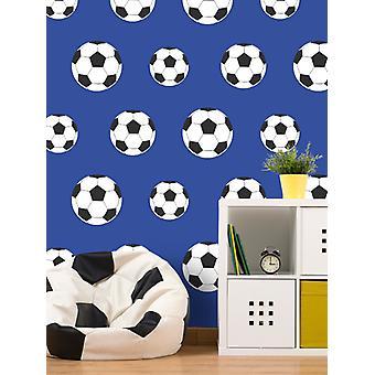 Goal voetbal behang Belgravia decor