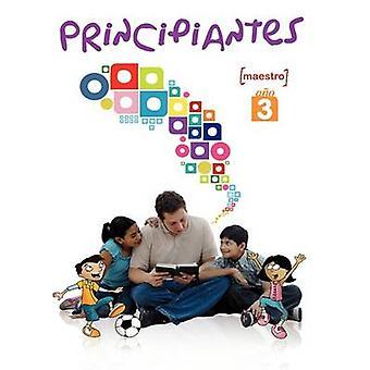Principiantes Ao 3 Maestro by Picavea & Patricia