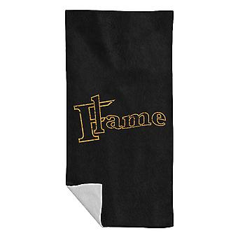 Slade In Flame Logo Beach Towel