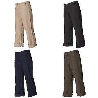 Front Row Womens/ladies Casual Utility Trousers