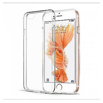FONU Siliconen Backcase Hoesje iPhone 8 / 7 / SE (2020) - Transparant