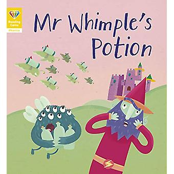 Reading Gems Phonics - Mr Whimple's Potion (Book 6) by QED Publishing