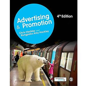 Advertising and Promotion by Chris Hackley - 9781473997998 Book
