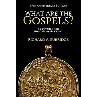 What Are the Gospels? - A Comparison with Graeco-Roman Biography by Ri