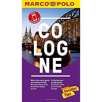 Cologne Marco Polo Pocket Travel Guide - with pull out map by Marco P