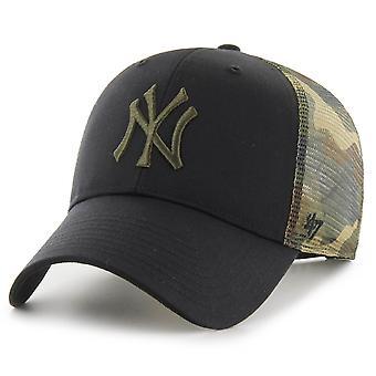 47 Brand Trucker Cap - SWITCH MVP New York Yankees nero