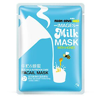 Company V Steam Milk Mask with Honey
