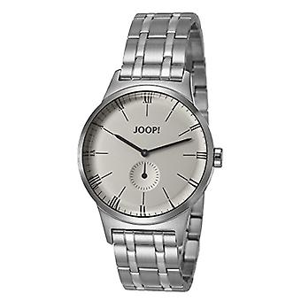 Joop! Wrist watch, analog, stainless steel band, silver