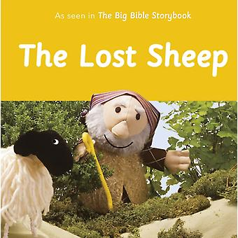 The Lost Sheep As Seen In The Big Bible Storybook by Maggie Barfield & Illustrated by Mark Carpenter