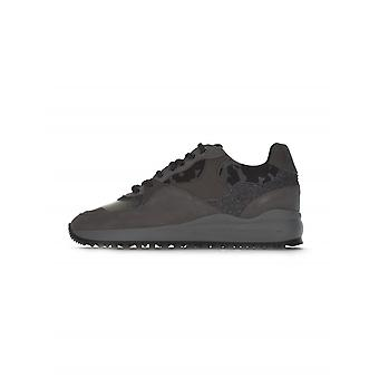 Android Homme  Android Homme Santa Monica Silver Grey Reflective Camo Sneaker