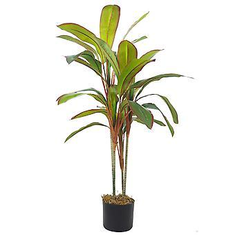 100cm Artificial Potted Dracaena Tropical Plant