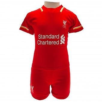 Liverpool Shirt & Short Set 18-23 Months SC