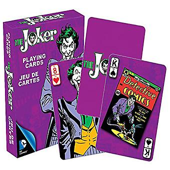DC Comics the Joker Retro Playing Cards