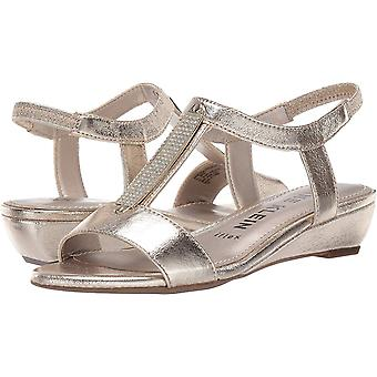 Anne Klein Womens Melessa Open Toe Casual Platform Sandals (en)