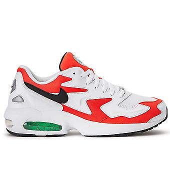 Air Max2 Light Habanero Rote Sneakers