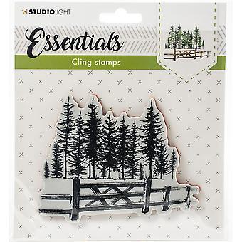 Studio Light Cling Stamp Essentials Joulun 11 CLINGSL11