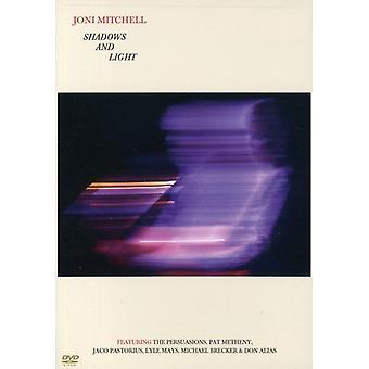 Joni Mitchell - skygger & lys [DVD] USA import