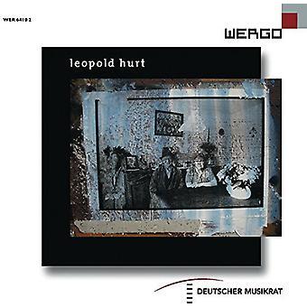 Hurt - Erratischer Block Dead Reckoning August Frommers [CD] USA import
