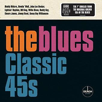 Blues: Classic 45's - Blues: Classic 45's [Vinyl] USA import