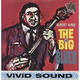 Albert King - Big Blues [Vinyl] USA import