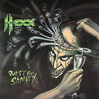 Hexx - Quest for Sanity & Watery Graves [CD] USA import