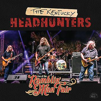 Kentucky Headhunters - Live at Ramblin' Man Fair [CD] USA tuonti