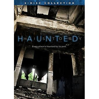 Haunted History [DVD] USA import