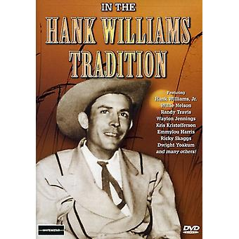 Hank Williams - In the Hank Williams Tradition [DVD] USA import
