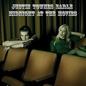 Justin Townes Earle - Midnight at the Movies [CD] USA import