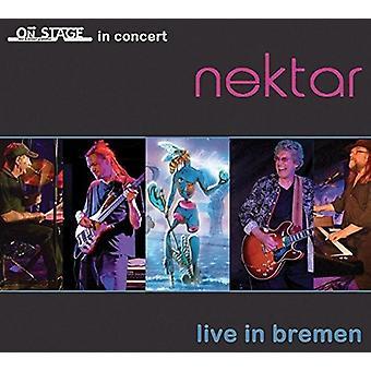 Nektar - Live in Bremen [CD] USA import