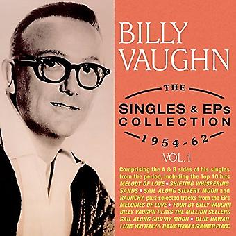 Billy Vaughn - Singles & Eps Collection 1954-62 [CD] USA import