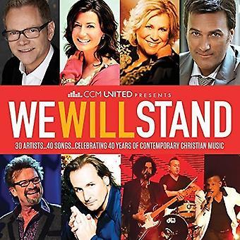 Ccm United:We Will S - Ccm United:We Will S [CD] USA import