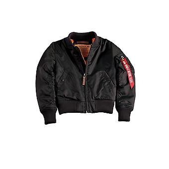 Alpha Industries Gyerekek Bomber Jacket MA-1 VF 59