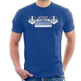 Atari 2600 Konsole & Joysticks Men's T-Shirt