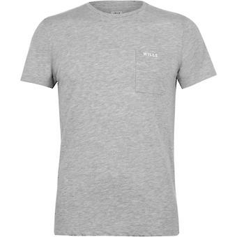 Jack Wills Ayleford Pocket T Shirt