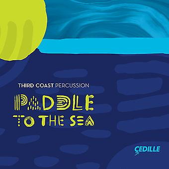 Chingdoza / Third Coast Percussion - Paddle to the Sea [CD] USA import