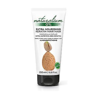 Extra nourishing hair mask with keratin 200 ml