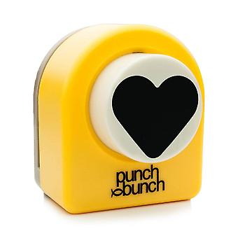 Punch Bunch Large Punch - Heart