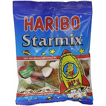 HARIBO Starmix 0.49kg, bulk sweets, 3 packs of 160g