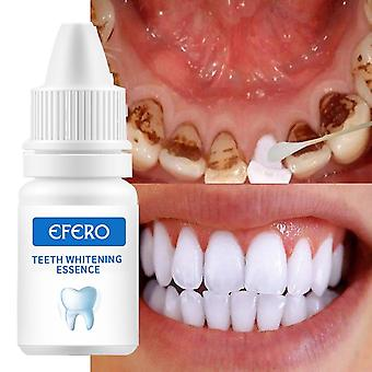 Teeth Whitening Serum Gel Dental - Oral Hygiene Effective Remove Stains Plaque Teeth Cleaning Essence