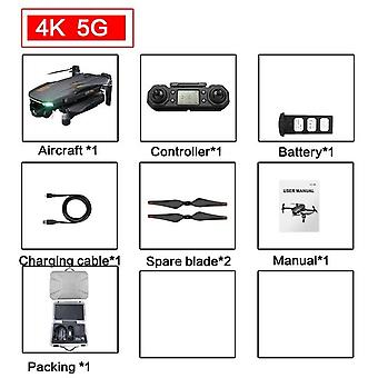 Gps 4k, 5g Wifi, Camera Brushless Motor Supports - Rc Quadcopter Drone