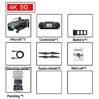 """מזל""""ט 4k GPS, 5g Wifi, מצלמה ללא מברשת מנוע תומך Rc Quadcopter"""