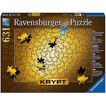 Ravensburger 15152 Krypt Gold Impossible 500 Pezzo Puzzle Puzzle