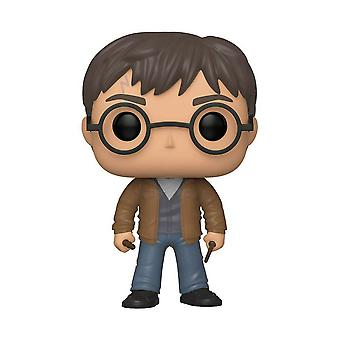 Harry Potter med två trollstavar USA Exclusive Pop! Vinyl