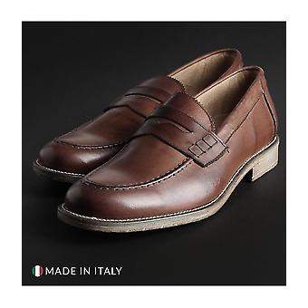 SB 3012 - Schuhe - Mokassins - S1_CRUST_COGNAC - Herren - sienna - EU 41