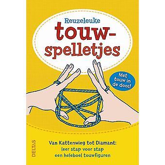 spellen Reuzeleuke touwspelletjes 17 cm