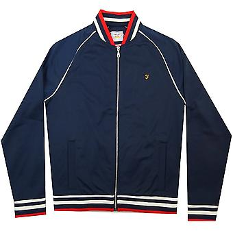 Farah Track Top Rudy Zip Through