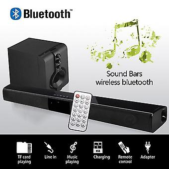 Draadloze Bluetooth Soundbar -multifunctionele stereo geluidsluidspreker